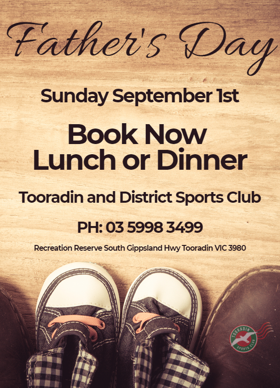 Tooradin_Sports_Fathers Day